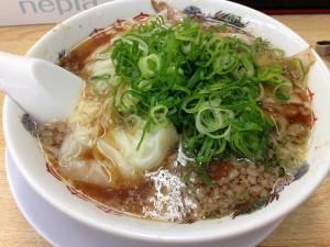 来来亭 ワンタン麺