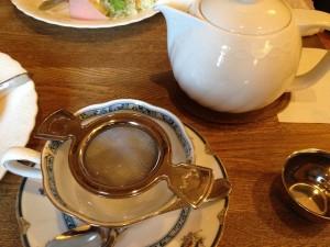 茶洋館マサラ マサラティーできあがり