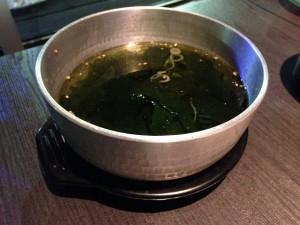 養老ミート宇佐赤べこ ワカメいっぱいスープ