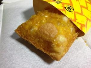 マクドナルド パイナップルパイ生地