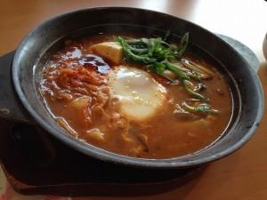 ガスト 広島産牡蠣の辛口チゲ