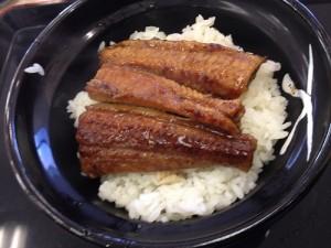 吉野家 鰻皿並盛