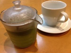 ココス ドリンクバーティー類抹茶