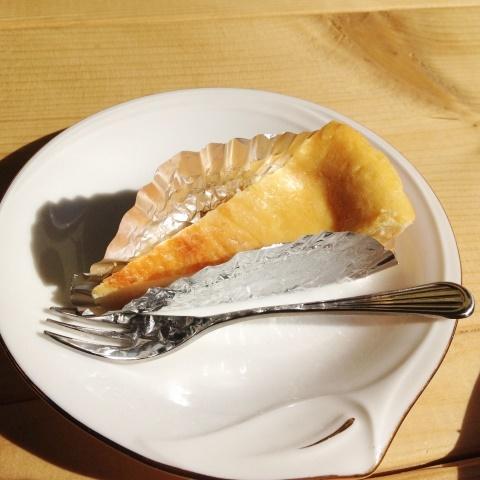 カフェダイニングバーK-side チーズケーキ