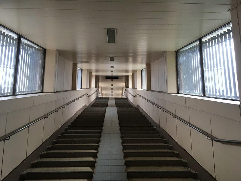飛騨古川駅の高架