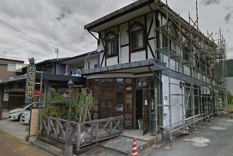 更紗(憩い喫茶) 飛騨古川駅傍のカフェ